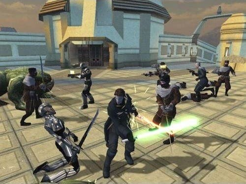 Star Wars: Knights of the Old Republic II обзор