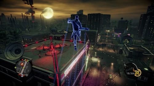 Saints Row IV геймплей