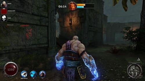 Nosgoth геймплей