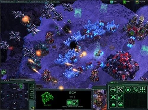 StarCraft 2 геймлей