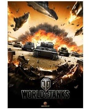 Игры похожие на World of tanks wot