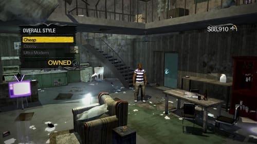 Saints Row 2 геймплей