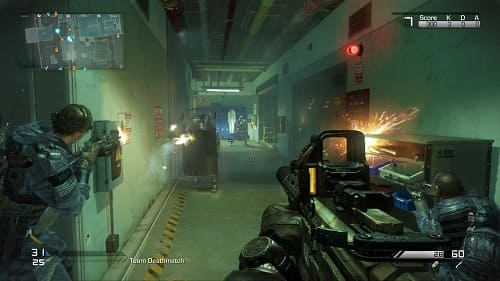Call of Duty: Ghosts обзор геймплея