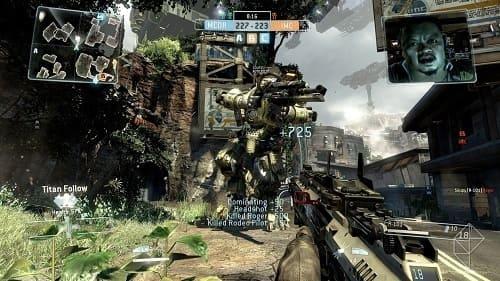 titanfall геймлпей