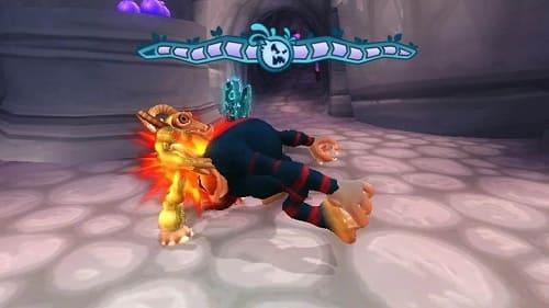 Spore Hero геймплей