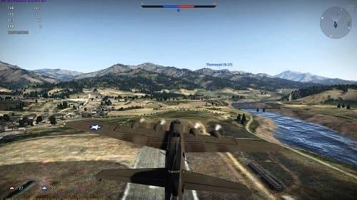 Геймплей War Thunder