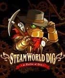 обзор steamworld dig