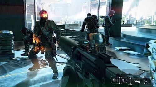 Killzone: Shadow Fall, геймплей, обзор