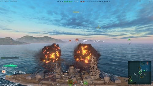 World of Warships, регистрация, в