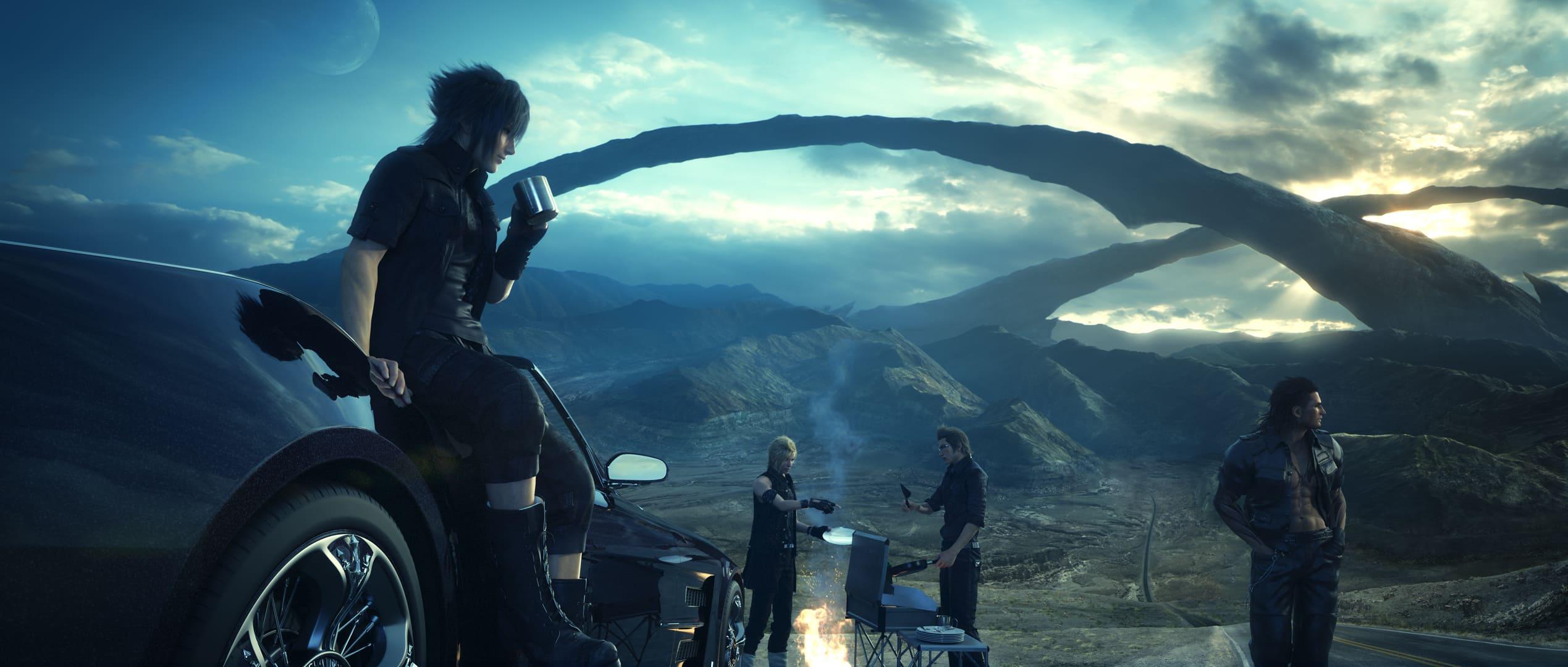 Игры похожие на Final Fantasy