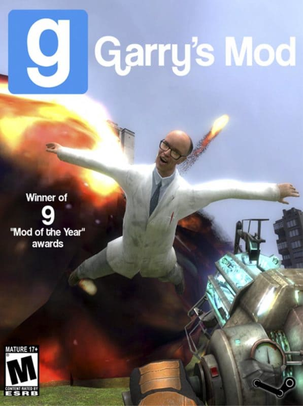 Игры похожие на Garrys Mod