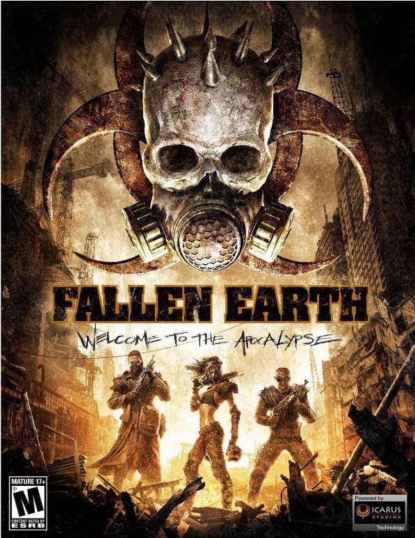Игры похожие на Fallout