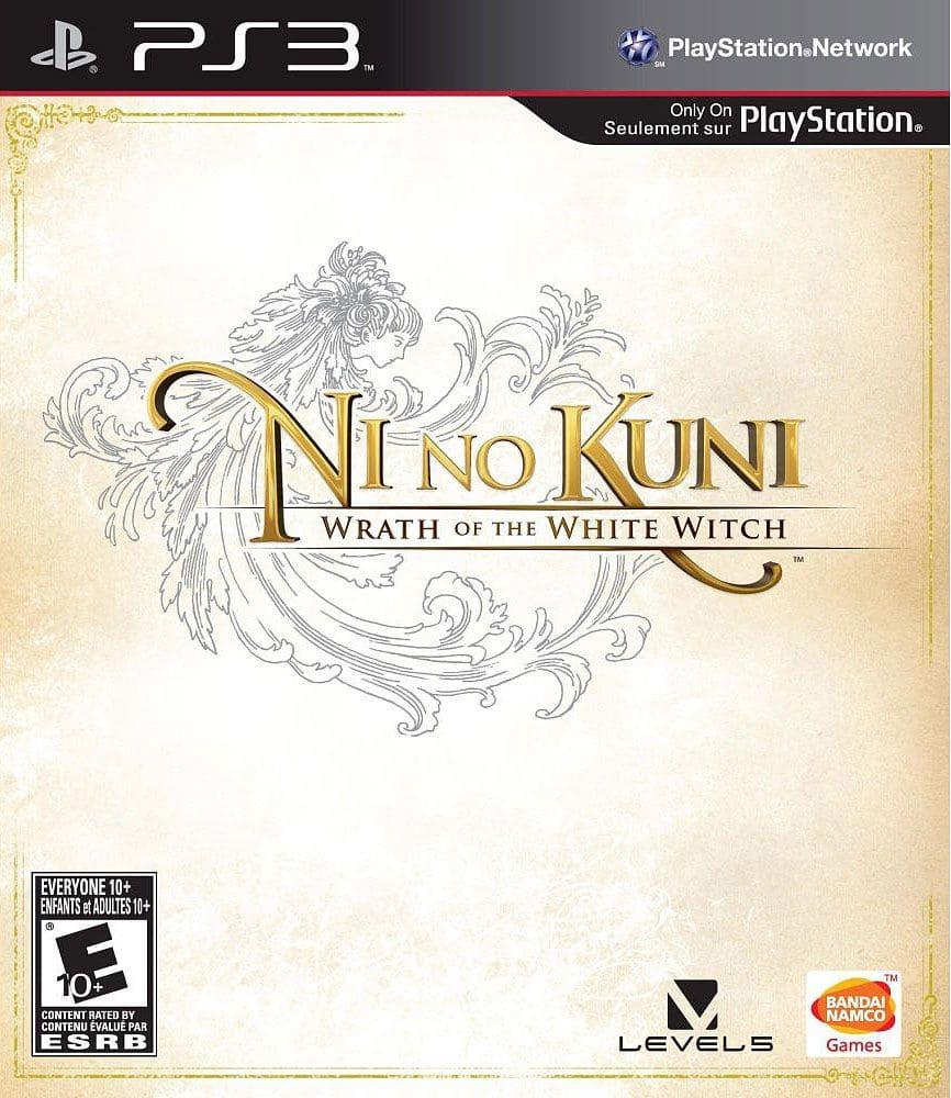 Игры похожие на Ni no Kuni