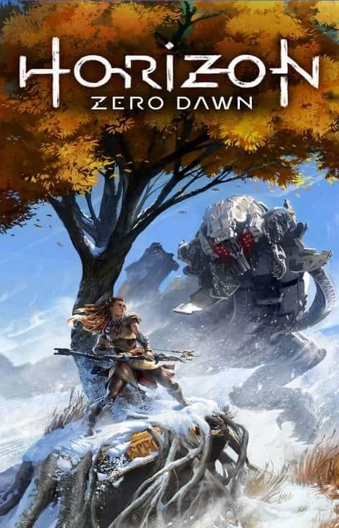 Игры похожие на Horizon Zero Dawn