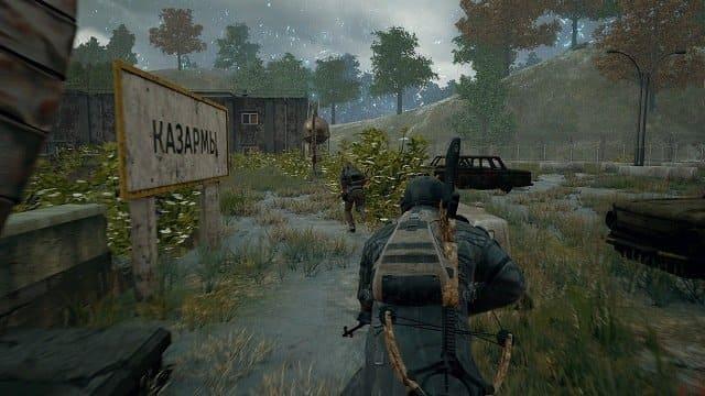 Обзор игры PUBG
