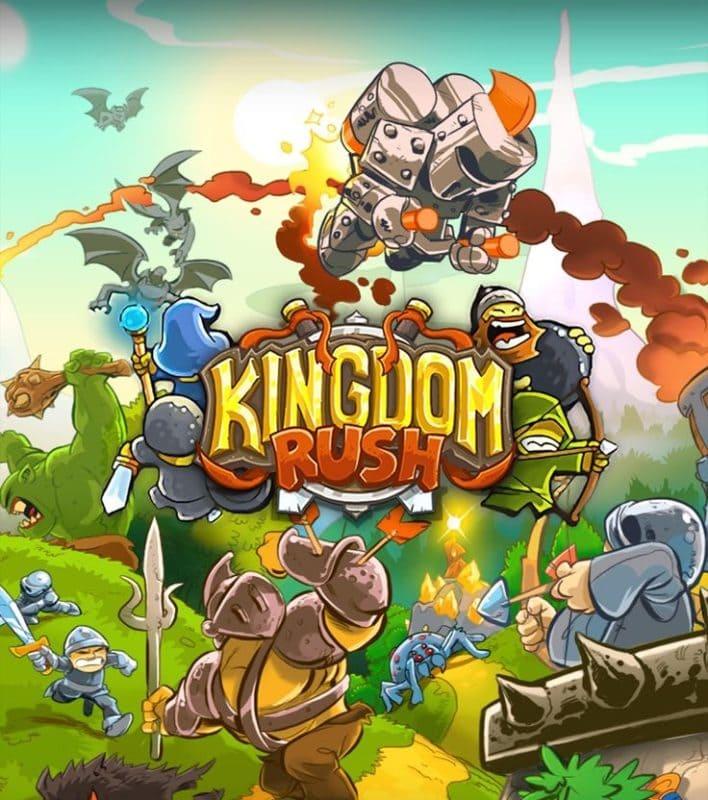 Игры похожие на Kingdom Rush