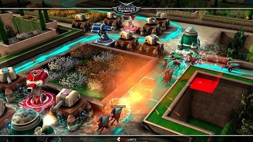 Обзор на игру Defenders of Time