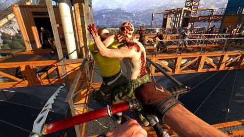 Обзор на Dying Light