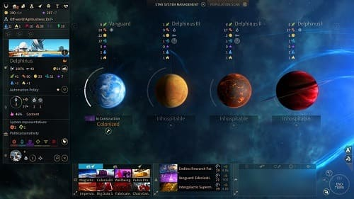 Обзор на Endless Space 2