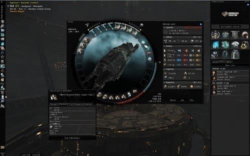 Обзор на EVE Online
