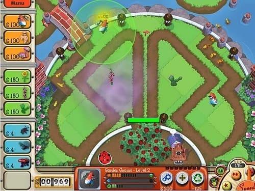 Обзор игры Skyling: Garden Defense