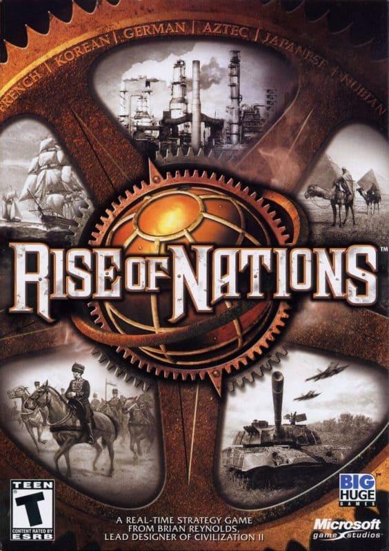 Игры похожие на Rise of Nations