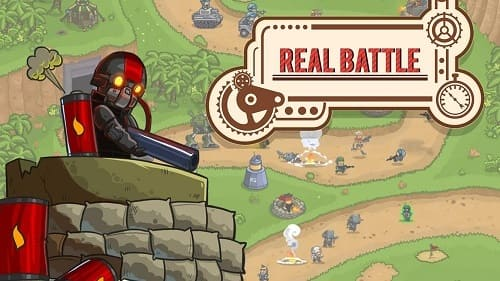 Обзор игры Steampunk Defense