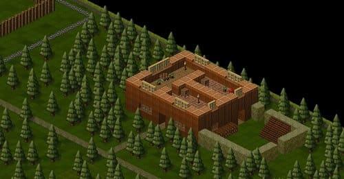 Обзора игры Towns