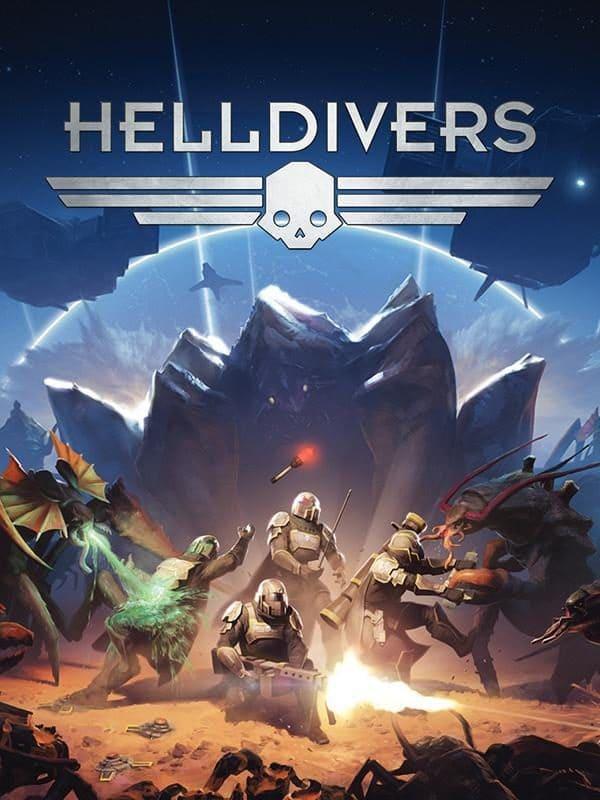 Обзор игрыHelldivers