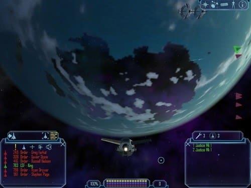 Обзор игры Freelancer
