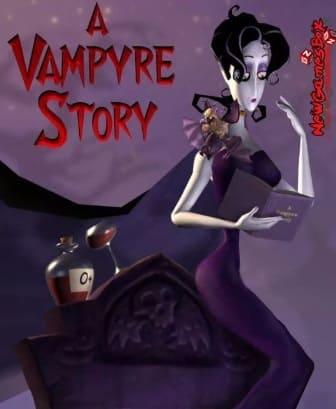 Обзор игры A Vampyre Story