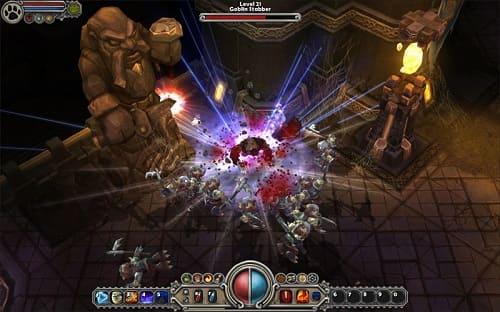 Обзор игры Torchlight