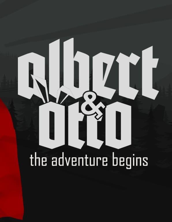 Обзор игры Albert and Otto