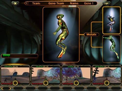 Обзор игры Evolva