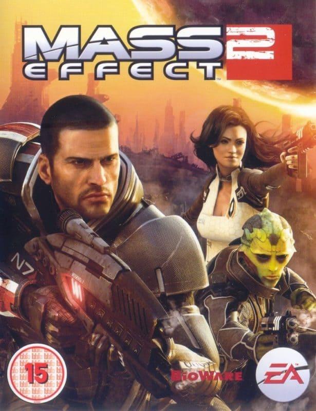 Обзор игры Mass Effect 2