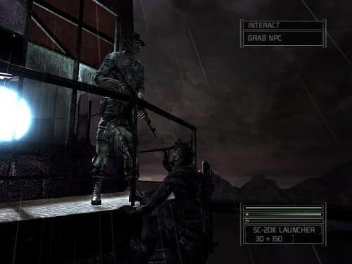Обзор игры Tom Clancy's Splinter Cell: Chaos Theory