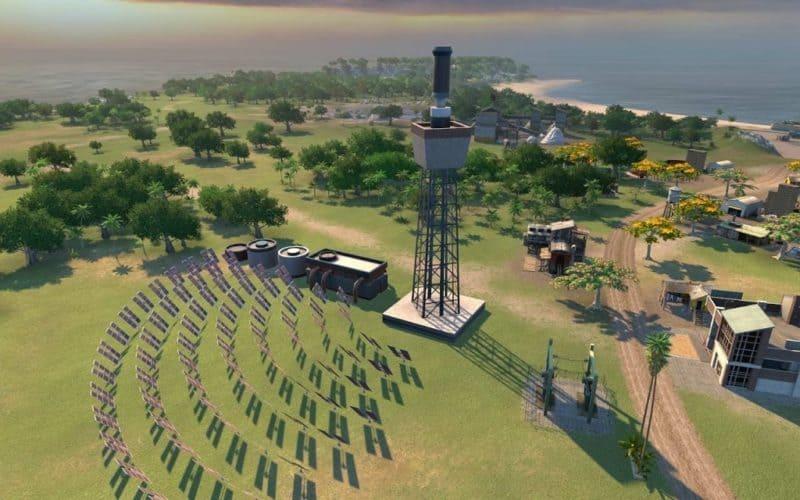 Обзор игры Tropico 4