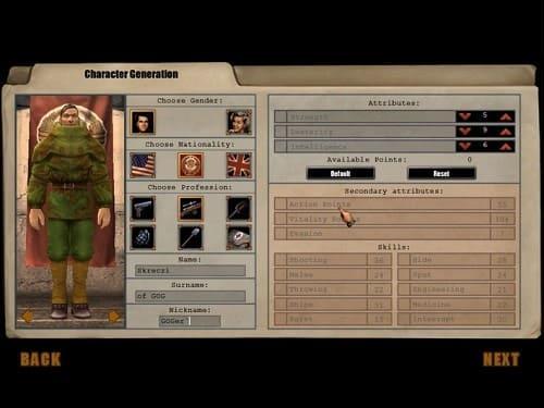 Обзор игры Silent Storm