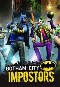 Обзор игры Gotham City Impostors