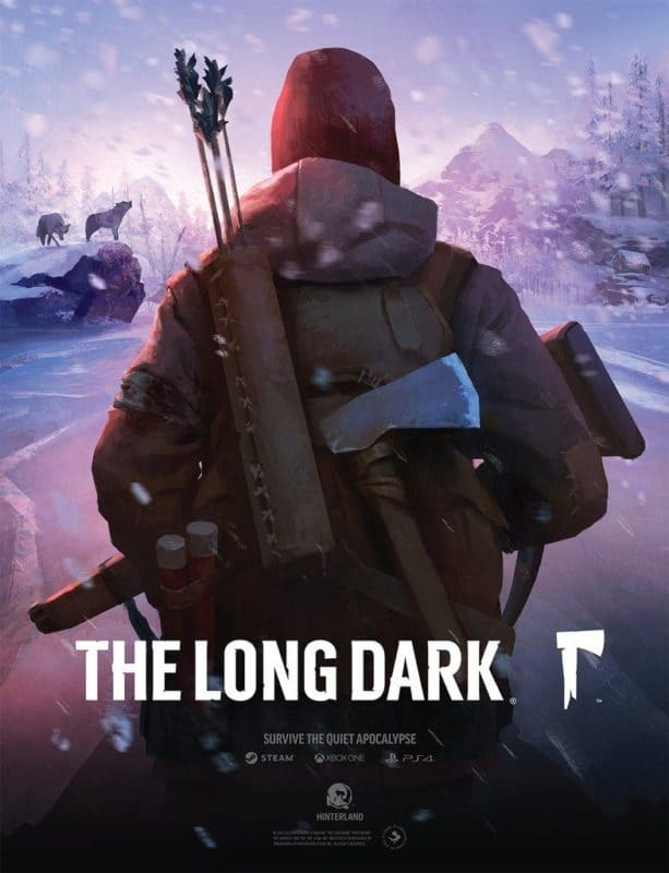 Обзора игры The Long Dark