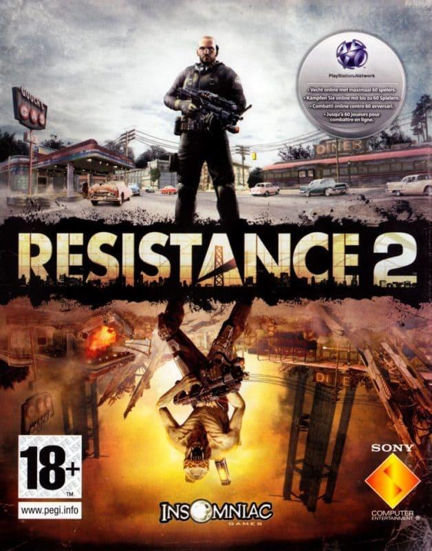 Обзор игрыResistance2