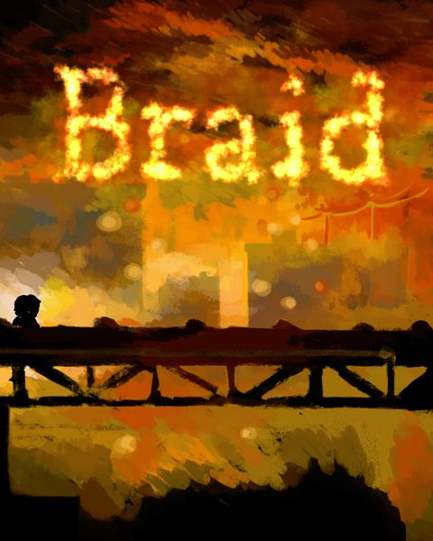 Обзор игрыBraid
