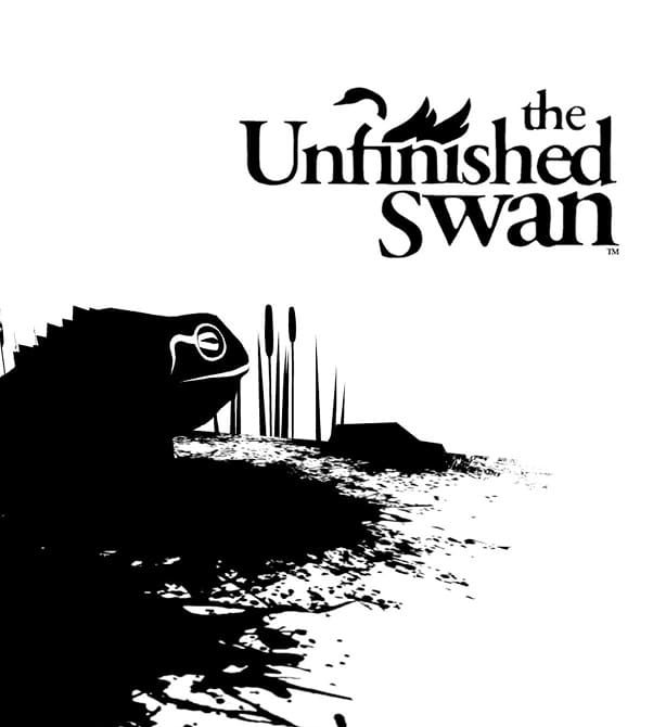 Обзор игры The Unfinished Swan