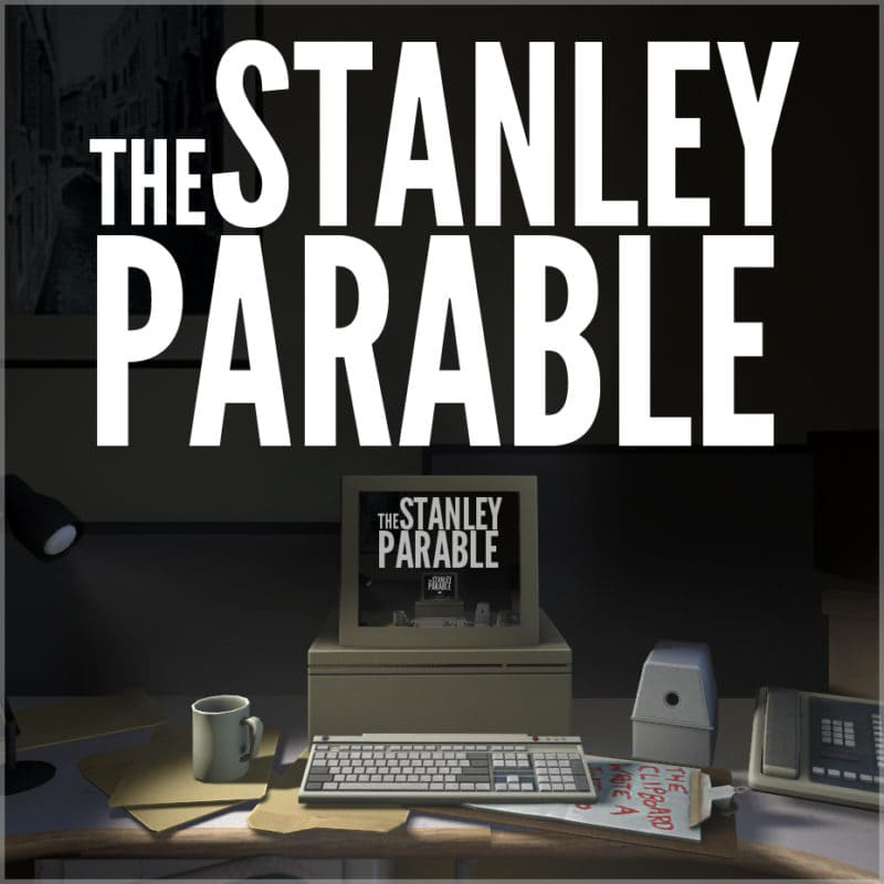 Обзор игрыStanleyParable