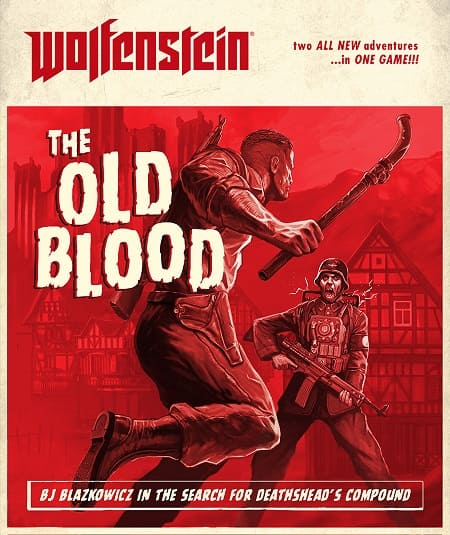 Обзор игры Wolfenstein: The Old Blood