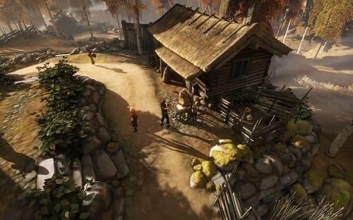Обзор игрыBrothers: ATaleofTwoSons