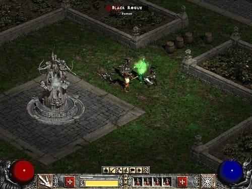 Обзор игры Diablo II (Diablo 2)