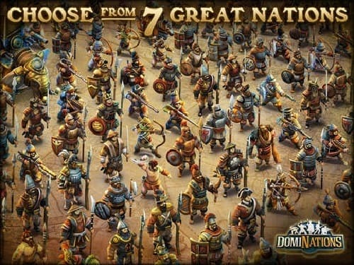Обзор игры DomiNations