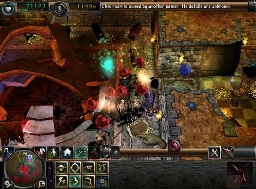 Обзор игры Dungeon Keeper 2