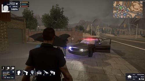 Обзор игры Enforcer: Police Crime Action